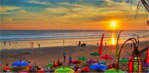 Seminyak op Bali